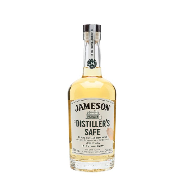 Whisky 0,7l JAMESON Distiller's Safe