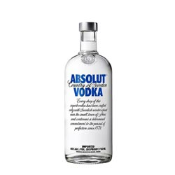 Vodka 0,7l ABSOLUT