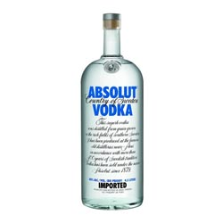 Vodka 4,5l ABSOLUT