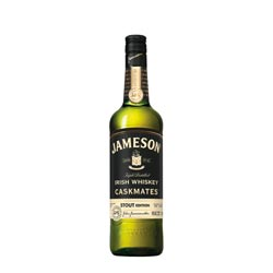 Whisky 0,7l JAMESON Caskmates STOUT