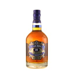 Whisky 0,7l CHIVAS REGAL 18 YO
