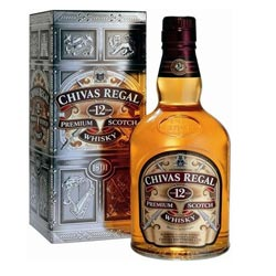 Whisky 2,0l CHIVAS REGAL